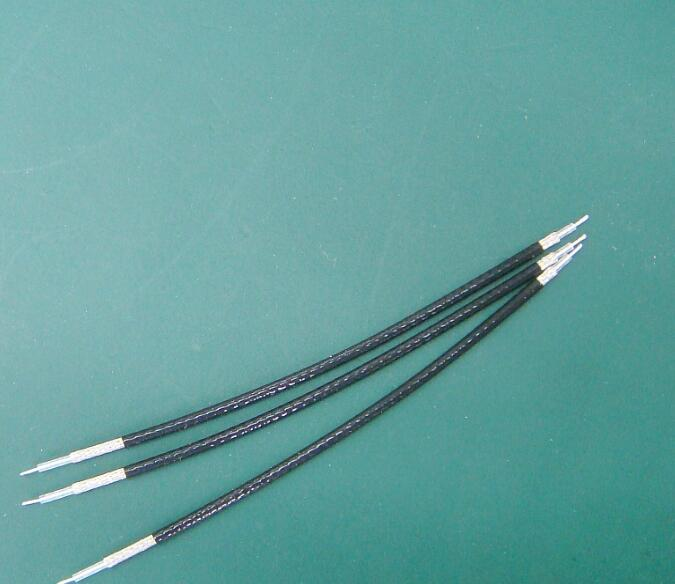 UL1354 High Temperature Flexible Coaxial Cable FEP Insulated Low Loss