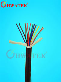 China Copper Multimedia Signal Transmission Cable , Electrical Signal Cable For Charging supplier