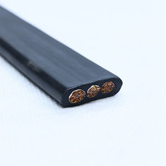 China Custom Multi Core Electrical Flat Cable Wire Copper Conductor XLPE Insulation UL supplier