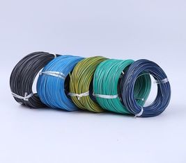 China Internal Wiring Automotive Cable Wire PVC / XLPE Insulation High Temperature Resistance supplier