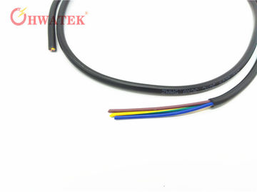 China UL2448 Multiple Conductor Hook Up Wire , Multi Conductor Power Cable 40AWG supplier