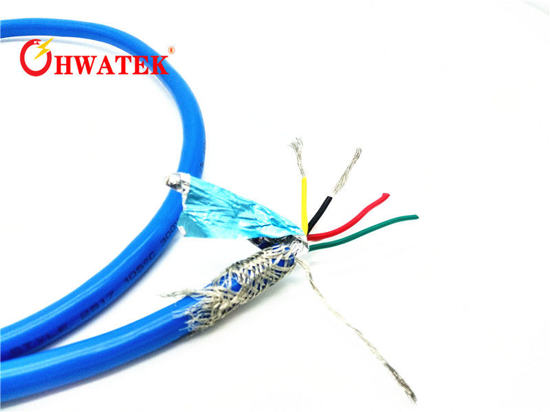 Copper Low Voltage Power Cable Halogen Free For Household Appliances ...