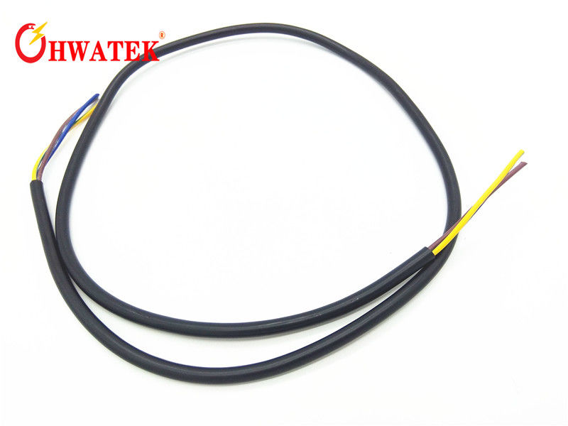 Cable Multi Pvc : Pvc shielded flexible multi conductor cable ul