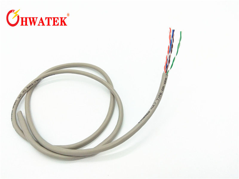 Flexible Cat 5 Wire : Al mylar shielded s utp cat e patch cable category