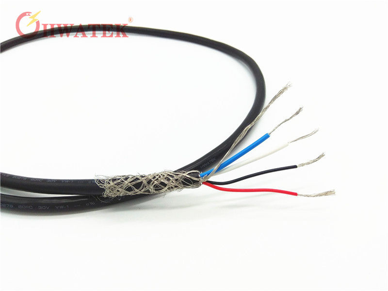 3 Conductor Signal Wire : Ul frpe jacket multi conductor cable pp insulation