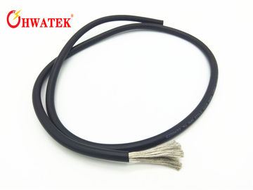 China Flexible PVC Insulated Single Core Wire / PUR Sheath Cable 80 ℃ 1000V Scratch Proof distributor