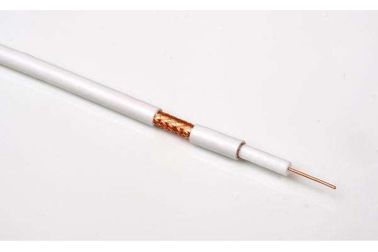 China Bare / Tinned Copper RG58 Coaxial Cable UL444 Standard PVC Sheath For Electronic Products distributor