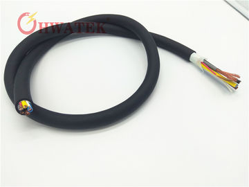 China EV-RS90S90 EV Charging Cable AC TPE Sheath , Flexible Electric Car Charging Cable distributor